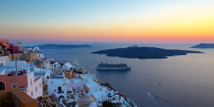 Santorini - Φηρά