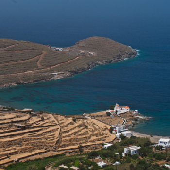 Europe, Greece, Cyclades, Kythnos, beach, Flabouria