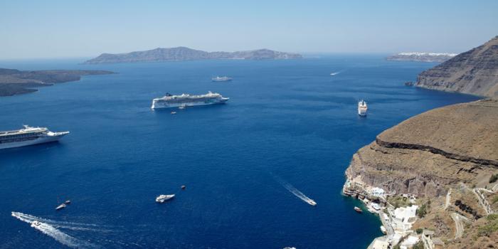 Santorini - Gialos