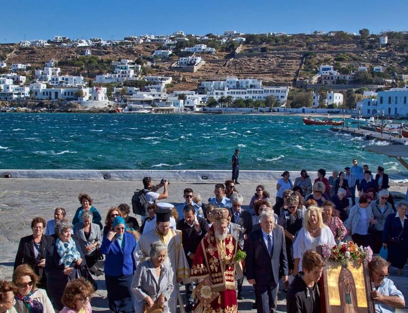 Mykonos - Πανηγύρια και Έθιμα