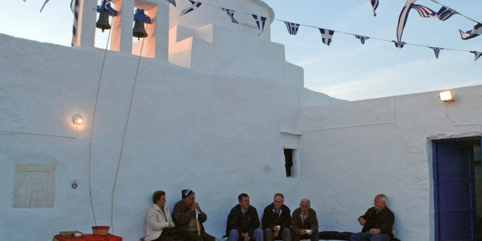 Sifnos - Customs and Festivals