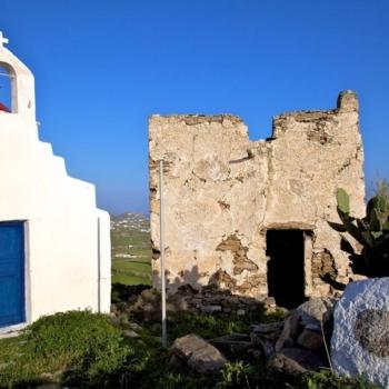 Mykonos - Το Παλαιόκαστρο