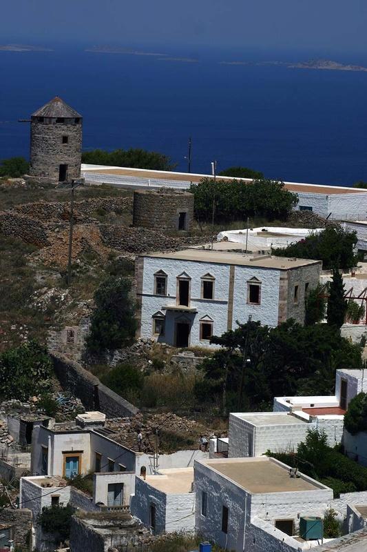 Patmos - Chora