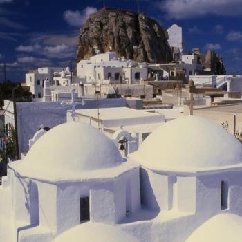 Amorgos - Aρχιτεκτονική