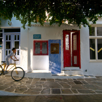 Europe, Greece, Cyclades, Kythnos, Hora