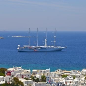 Mykonos - Η Χώρα: ιστορικά στοιχεία