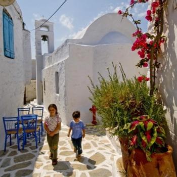 Amorgos - Χώρα/Πόλη