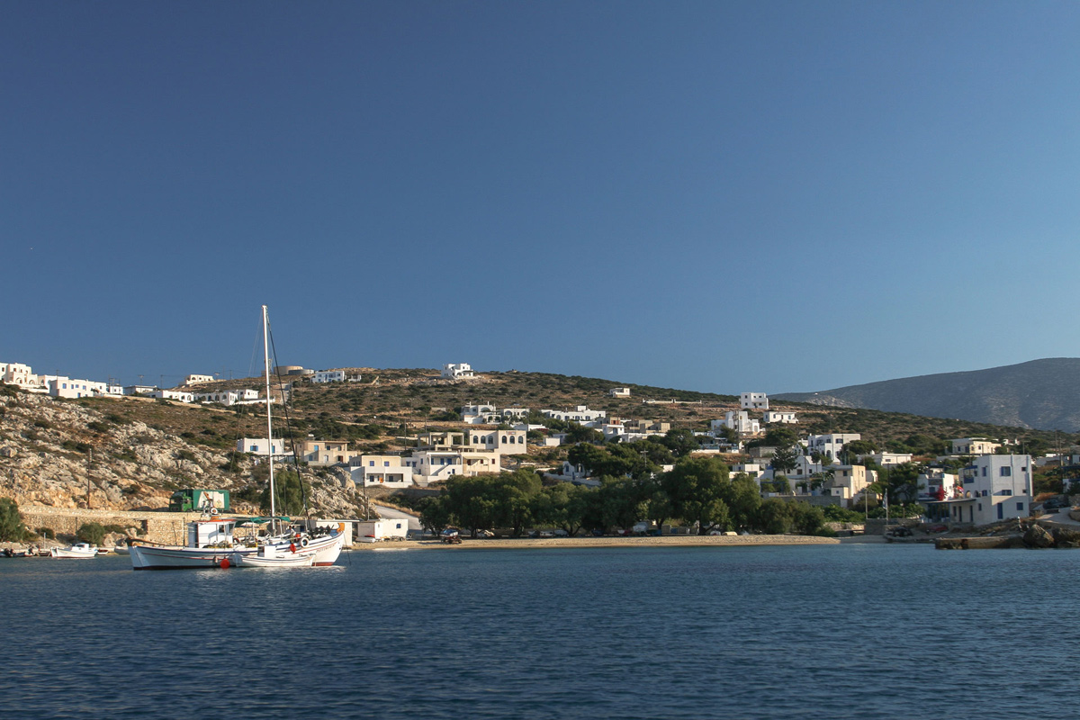 Cyclades - Iraklia