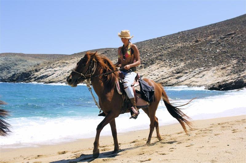 Mykonos - Horse Riding