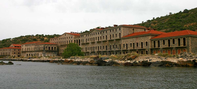 Nisyros - Το ένδοξο παρελθόν των λουτρών