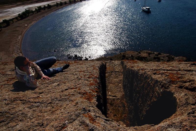Patmos - Petra of Kallikatsou