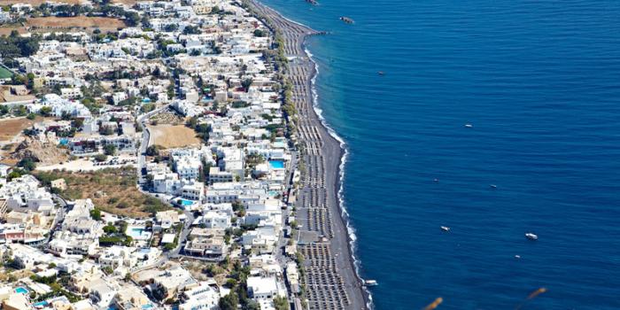 Santorini - Kamari