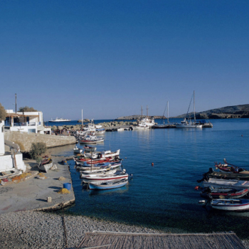 Folegandros - Karavostasis