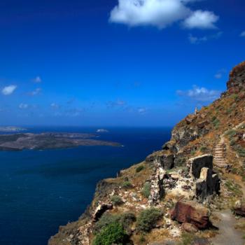 Santorini - Kastelia