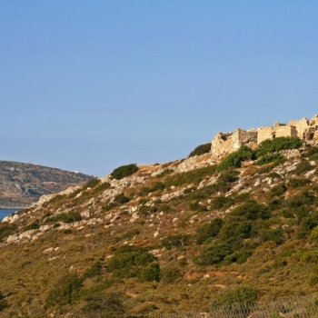 Iraklia - Kastro (the Castle)
