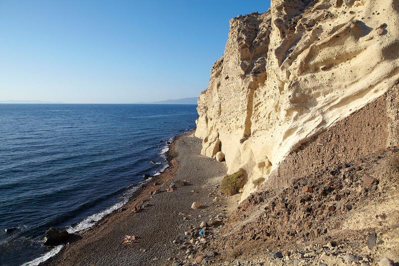 Santorini - Kantharos