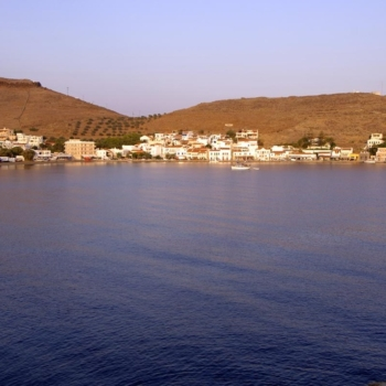 Korissia village. Kea island. Cyclades county. Greece. Europe. George Detsis. 09/2005.