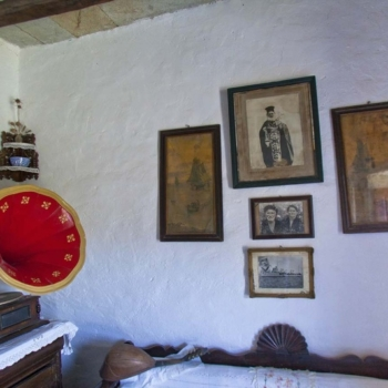 Folegandros - Folk art museum