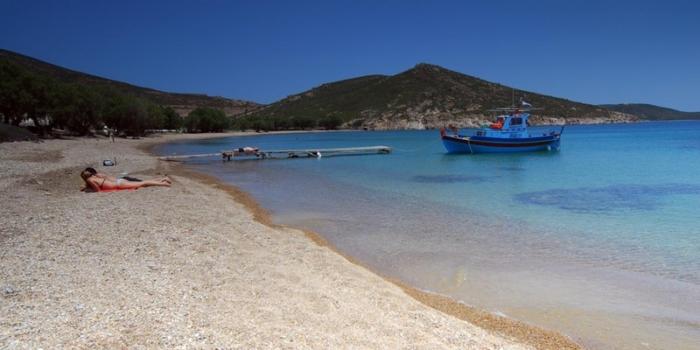 Patmos - Λιβάδι Γερανού