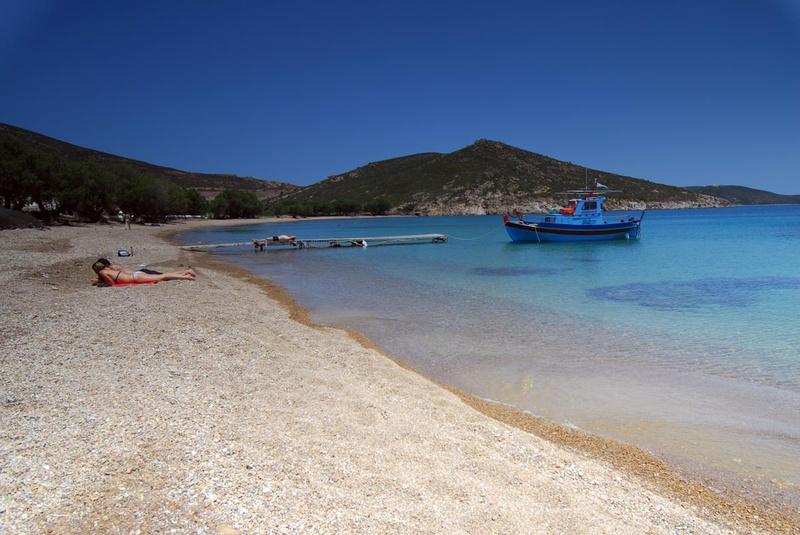 Patmos - Livadi Geranou