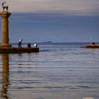 Rhodes - Το Μανδράκι