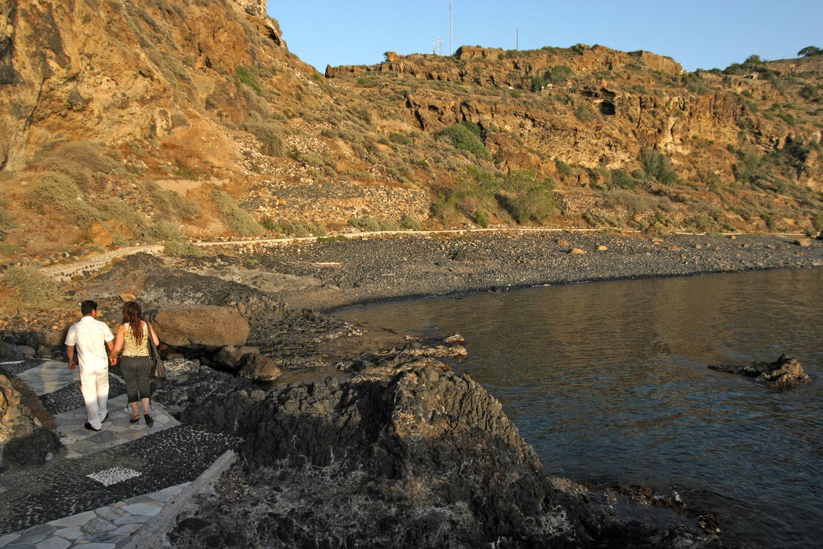 Nisyros - Το Μανδράκι