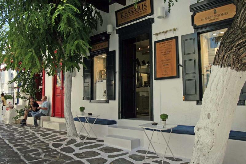Mykonos - Walk