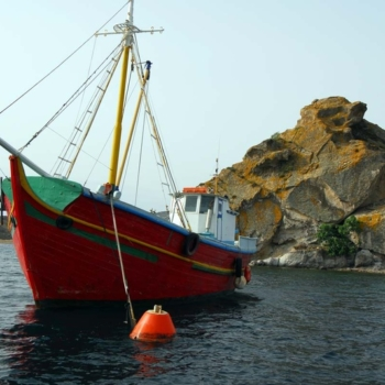 Patmos - By boat