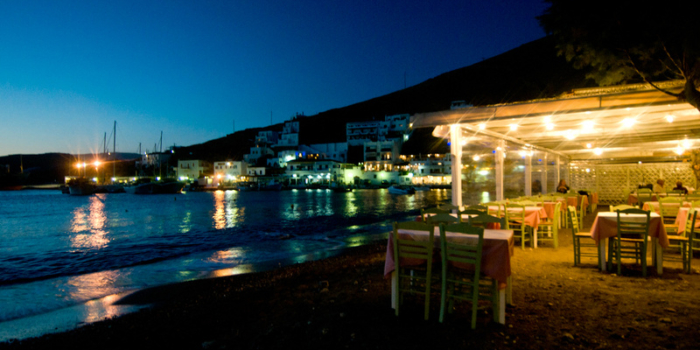 Europe, Greece, Cyclades, Kythnos, Merihas
