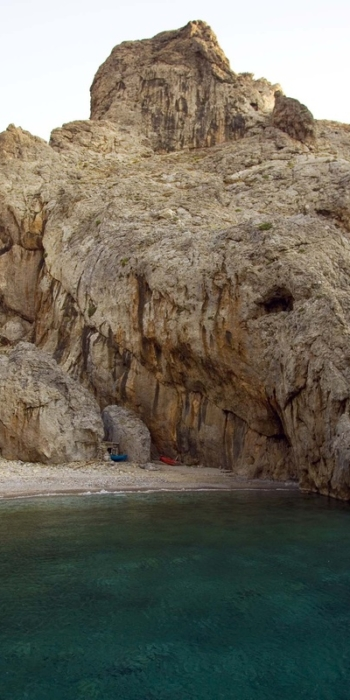 Amorgos - Μικρή Βλυχάδα