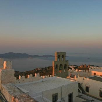 Patmos - The monastery of Saint John the Theologian