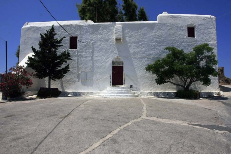 The Monastery of Paleokastro, Mykonos
