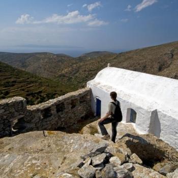 Amorgos - Η αρχαία οδός
