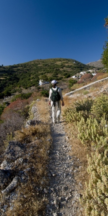 Amorgos - Μονοπάτια