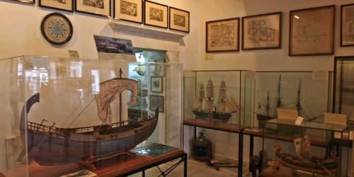 Mykonos - Aegean Maritime Museum