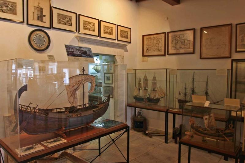 Mykonos - Ναυτικό Mουσείο Αιγαίου