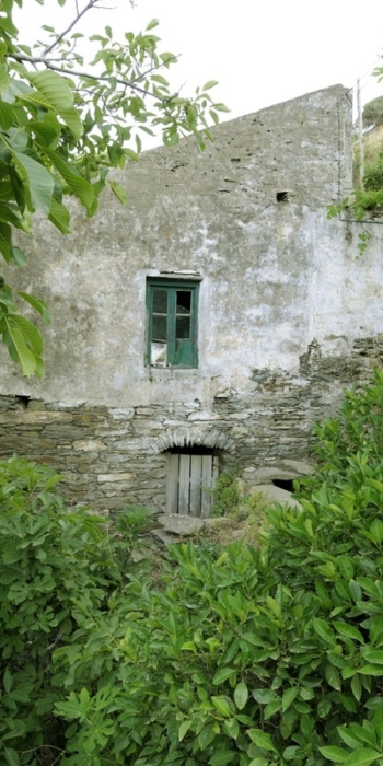 Kea-Tzia - The watermills of Mylopotamos