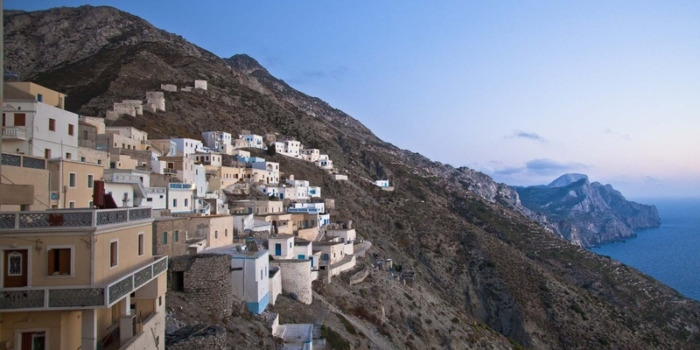 Karpathos - The Olympos village