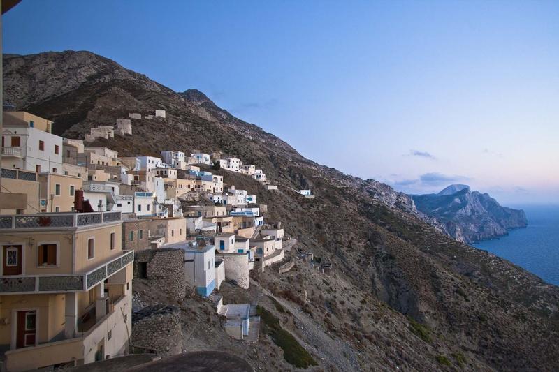 Karpathos - Η 'Ολυμπος Καρπάθου