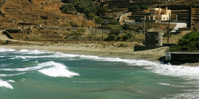 Andros - Mylos