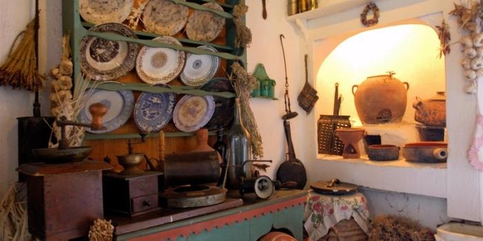 Mykonos - Το μυκονιάτικο σπίτι