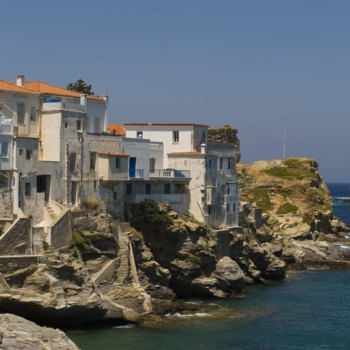 Andros - Chora of Andros