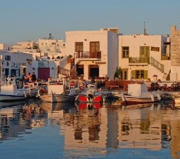 Cyclades - Πάρος