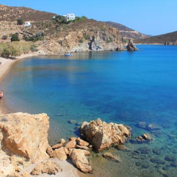 Patmos - Vagia