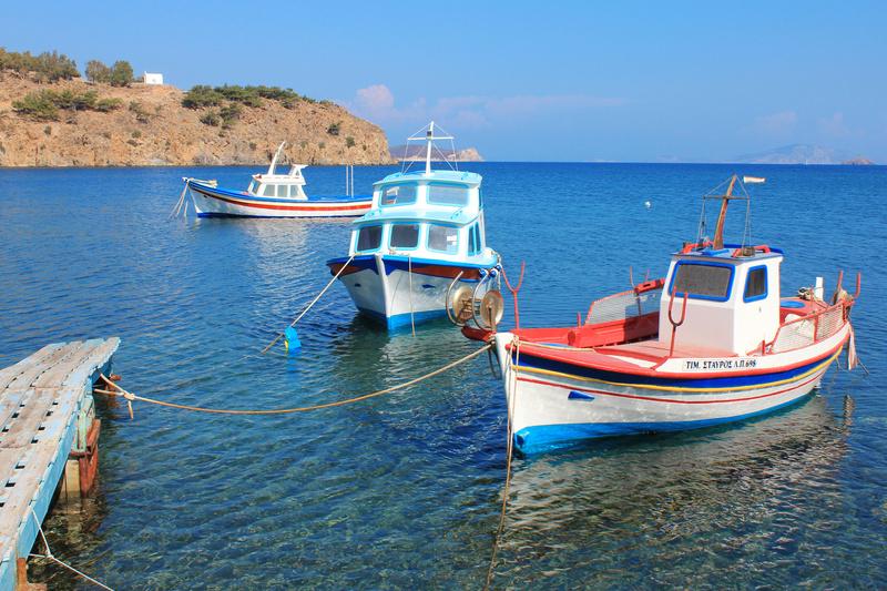 Patmos - Meloi and Aspri