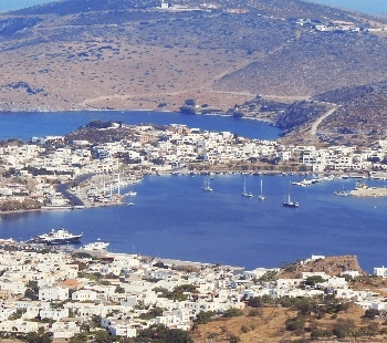 Dodecanese - Patmos