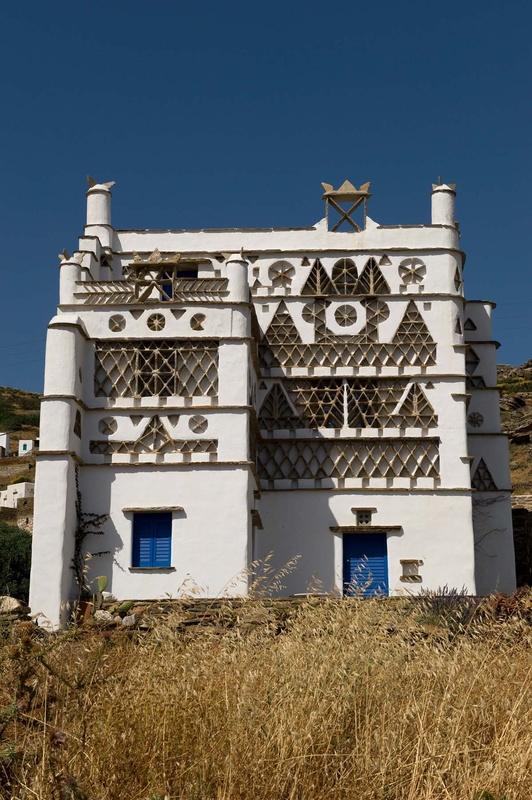 Tinos - The Dovecoates