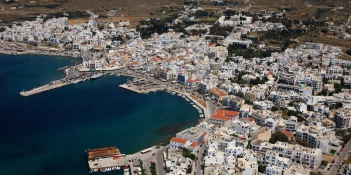 Tinos - Η Πόλη της Τήνου