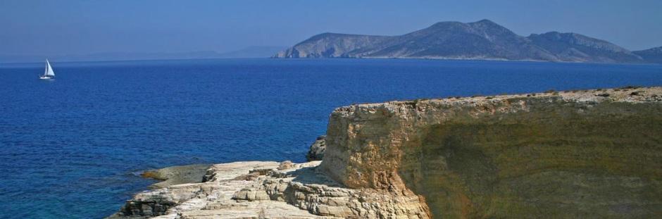 Cyclades - Κουφονήσια