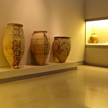 Santorini - Museum of Prehistoric Thera